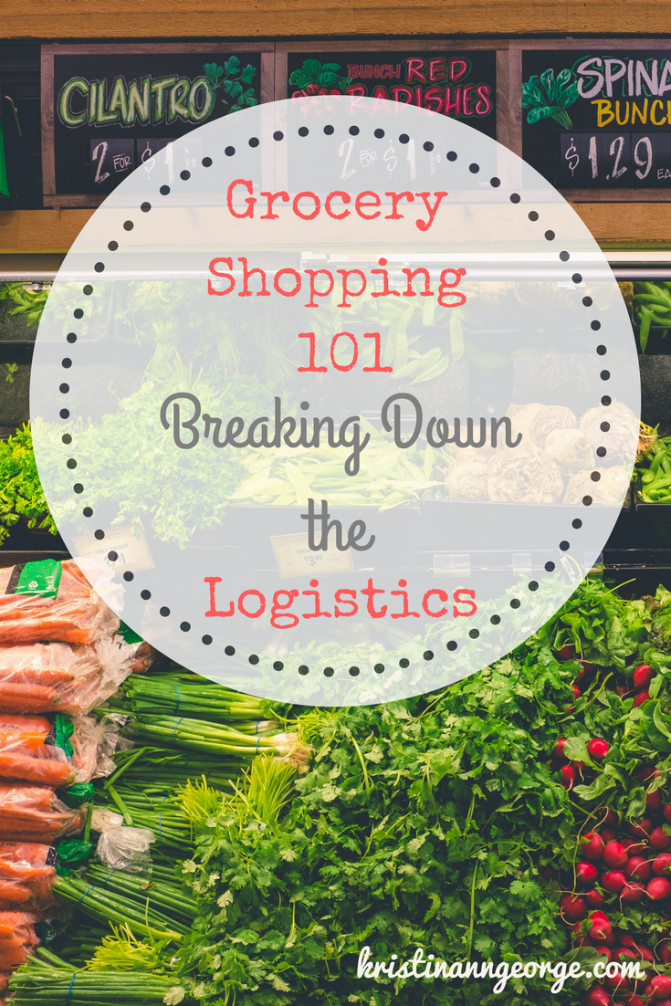 Grocery Shopping 101 Breaking Down the Logistics